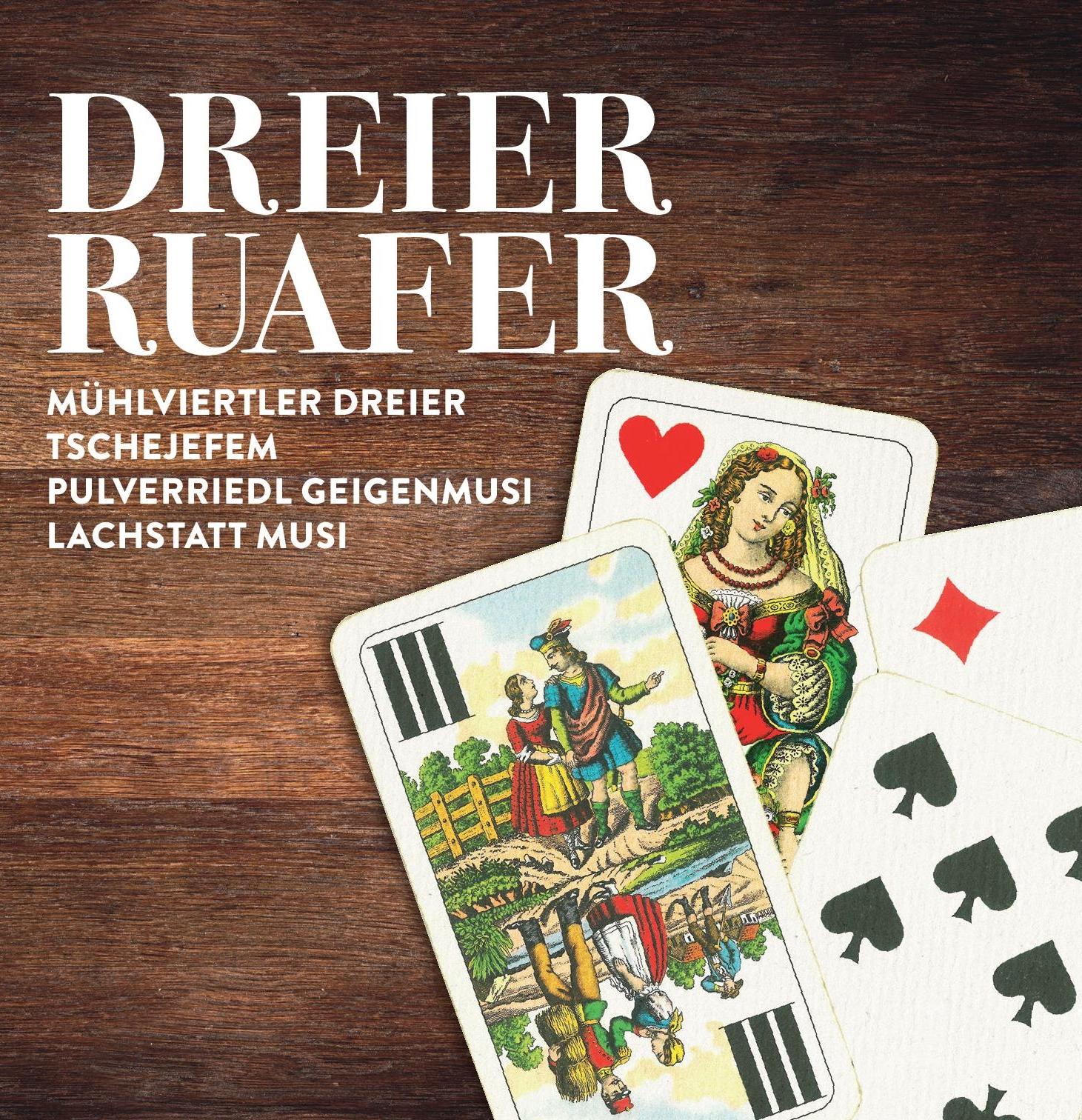Cover Dreier Ruafer